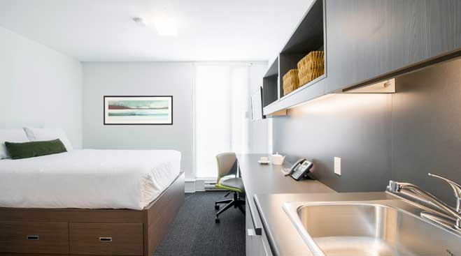 Standard Suite Rooms